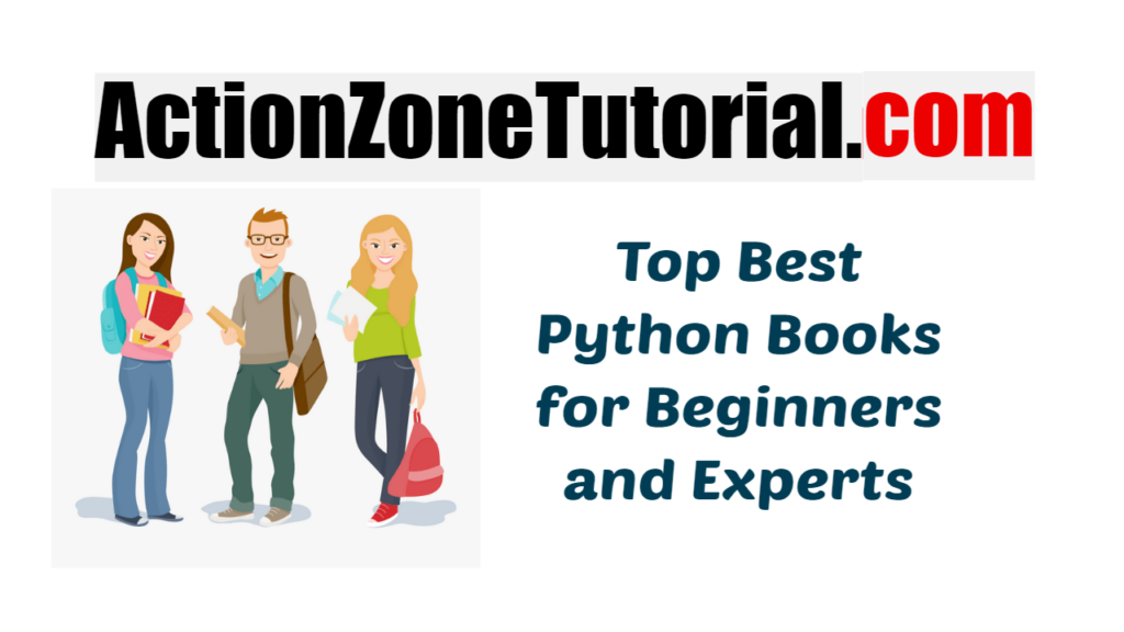 Top Best Python Books for Beginners and Experts