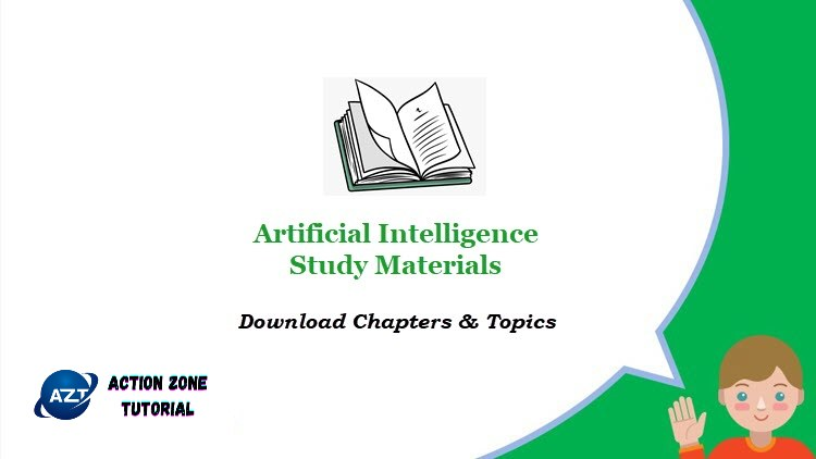 Artificial Intelligence Pdf Notes| Free Download AI Books & Study Materials for B.Tech CSE 3rd-Year