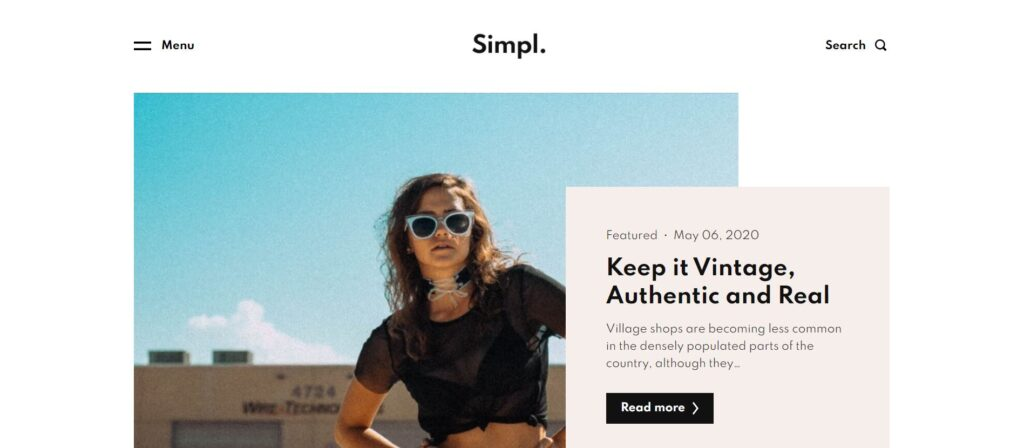 [Paid] Simpl: Responsive Grid-layout Theme for Blogspot Download