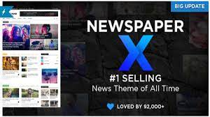 Free Download Newspaper v10.4 WP Theme [Activated]