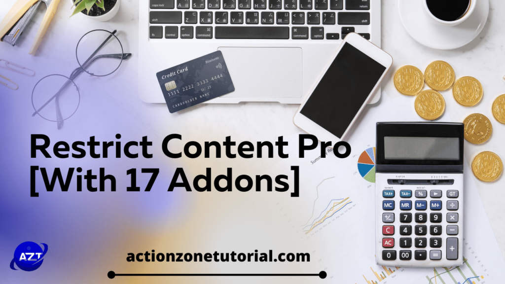 Free Download Restrict Content Pro [With 17 Addons]
